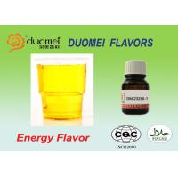 China Soft Full Juicy Energy Drink Flavours Food Flavouring Agents Liquid on sale