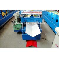 Buy cheap Professional Metal Roll Form Equipment With Cage Safety Hood , 5.5 Kw Forming System product
