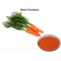 Best Carrot Extract Vegetable Based Food Coloring, 10% Beta Carotene Organic Food Coloring Powder wholesale