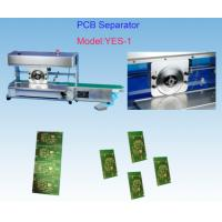 Best Double Side PCB Depaneling Tool 4.0mm Thick With Electronic Eye Safe Sensor wholesale
