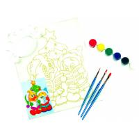 Best Personalised Paint Art Set , Simple Watercolour Paint Set With Plastic Palette wholesale