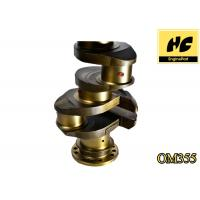 Best Truck Parts Mercedes Benz Auto Parts , OM355 355 030 6801 Diesel Engine Crankshaft wholesale