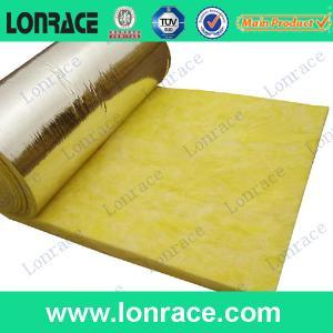 China glass wool insulation/glass wool batts/glass wool price on sale