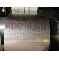 Best Anodized Non Ferrous Embossed Aluminium Sheet With Five Bar Alloy 3003 wholesale