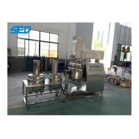 Best Pharmaceutical Ointment Manufacturing Machine / Vacuum Emulsifying Mixer CE Approved wholesale