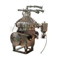 China Supplier Three Phase Stainless Steel 304 Disc Oil Separator / Oil and Soap Separator