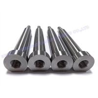 China Standard HSS Round Head Stepped Die Punch Pins , Grinding Guide Pins on sale