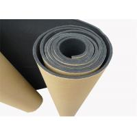 China Fireproof Acoustic Insulation Material Sound Dampening Open Cell Foam 1m Width on sale
