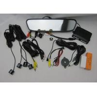 Best Universal Car Reverse Parking System + 4.3 Inch Clip On Style Mirror Monitor wholesale