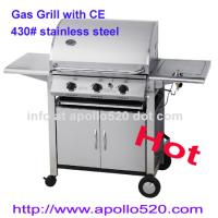 Best Stainless Steel Gas Grill 3burner wholesale