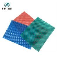 Best Anti - Fatigue Comfort Large Bathroom Mats , Wear Resistant Blue Bath Mat wholesale