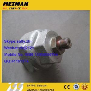 Best original SDLG pressure sensor, 4120000760,  SDLG loader parts for SDLG wheel loader LG936 for sale wholesale
