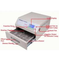 Best T962A Benchtop Reflow Oven 300*320mm 1500w IC Heater Infrared BGA Rework Station For SMD SMT wholesale