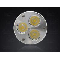 China Dimmable Epistar High Power LED Spotlights / 3W LED Spot gu10 Long Life 50000 hours on sale