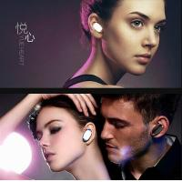Yes or No Voice Answer 1 in 2 CVC6.0 Mini Wirelsee Bluetooth Headset mini j1