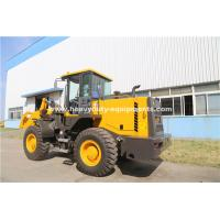 Best ZL30 Wheel Loader With 9800kg Overall Weight And 6890x2430x3070mm Overll Size From SINOMTP wholesale