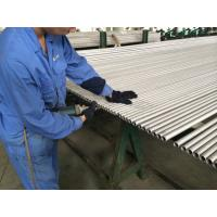 Best AISI304 SS304 TP304 Stainless Steel Pipe ASTM A312 A213 A269 Annealing Pickling wholesale