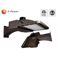 Best 100W LED Parking Lot Lamps IP65 Waterproof For Area Lighting / Street Lighting wholesale