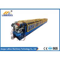 Best Low Noise Downpipe Machine Blue Color PI And PG Material High Forming Speed wholesale
