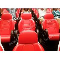 Best Impressive And Romantic Entertainment 5D Movie Theatre With Snow Effect In Greece wholesale