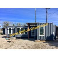 Modular Container Hotel Solutions Affordable Shipping Containers For Single -