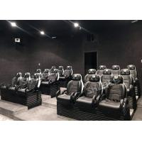 Best High - End 5D Flight Simulator Cinema Exhibition In Army Museum For 12 People wholesale