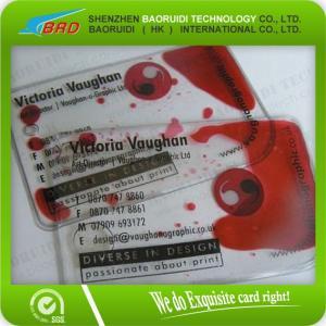 Best Transparent IC Card (PVC-EA) wholesale