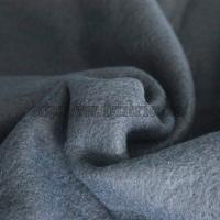 China Double-Sided Velvet Plain Dyed Fleece Solid Dyed Polyester Fleece Gray Polar Fleece Fabric on sale