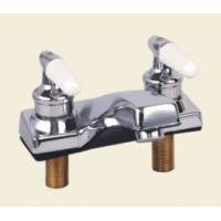 Best Two Handle Plastic Faucet With Brass Base (JY-1063) wholesale