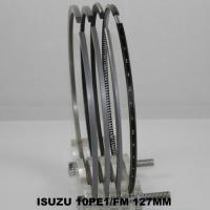 Best 127mm Diesel Oil Piston Cylinder Rings Set Power Sealed , Isuzu 10PE1 ODM wholesale