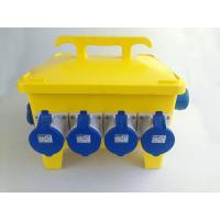 Best 24 Poles Portable Electrical Spider Box IP66 Water Resistant 13.5kg Weight wholesale