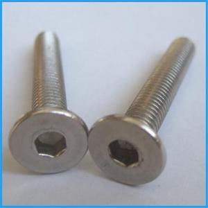 Best Hexagon socket countersunk head screws wholesale