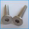 Buy cheap Hexagon socket countersunk head screws from wholesalers