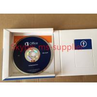 China 100% Activation Microsoft Office Professional Plus 2016 / 2013 , Windows 7 Pro Pack on sale