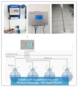 Best magnetic level gauge price fuel level monitoring system fuel tank sensor measuring volume level temperature gauge wholesale