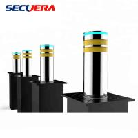 Best Anti- terrorism collision automatic concrete high security hydraulic bollard vehicle parking bollard wholesale