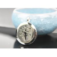 Best Stainless Steel Essential Oil Jewelry Diffuser Necklace Locket Pendant wholesale