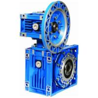 Aluminium worm reducer models:RV020-RV090,cast iron worm gearboxes:RV110-150,with ratio range,1:5-1:100 for single unit