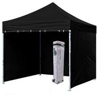 Best Wall Tent 3x3 Pop Up Marquee , Steel / Aluminum Structure 3x3 Gazebo Canopy wholesale