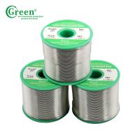 China Lead Free Soldering Wire Material 99.3% Tin 0.7% Copper 0.5mm / 0.02 Diameter 1kg on sale