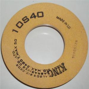 Best China 10S glass polishing wheel  to replace Italy RBM wheel wholesale