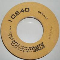 Buy cheap China 10S glass polishing wheel to replace Italy RBM wheel from wholesalers