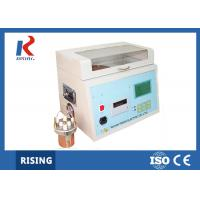 China RSYJS Transformer Oil Testing Equipment  Automatic Oil Dielectric Loss Tester on sale