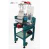 China Intelligent 3D Cap / Read Made Garment Embroidery Machine , Single Head 12 Needles wholesale