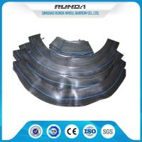 China TR4 Valve Motorcycle Tire Tubes 8-10MPA Strong Body Anti - Corrosion Rubber on sale