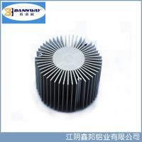 Best Sunflower Precistion Shapesof  Heat Sink Aluminum Extrusion Profiles wholesale