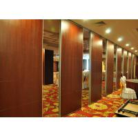 Best Wooden Office Divider Portable Acoustic Panels Aluminum Frame wholesale