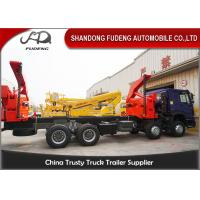 Best 40ft Side Loader Trailer Italian Hydraulic System 40000 Kilograms Lifting Capacity wholesale