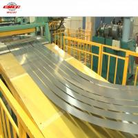 China CE Steel Cut To Length Line Machine Pickling Plate Automatic Stacking on sale