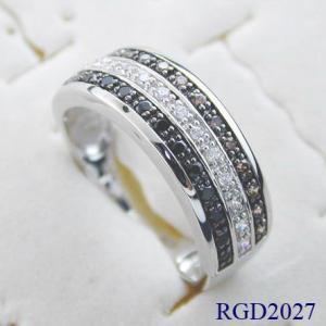 Best Fine Gold Jewelry-10k Gold Zircon Ring (RGD2027) wholesale